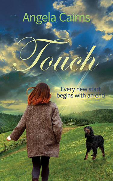 Front cover image of 'Touch'